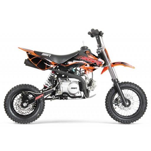 SSR SR110 | 2019 110cc PIT BIKE