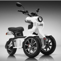 DOOHAN iTANK 2.0 45+ | 2018 3-WHEELED ELECTRIC SCOOTER