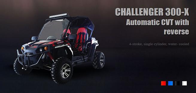 CHALLENGER 300X
